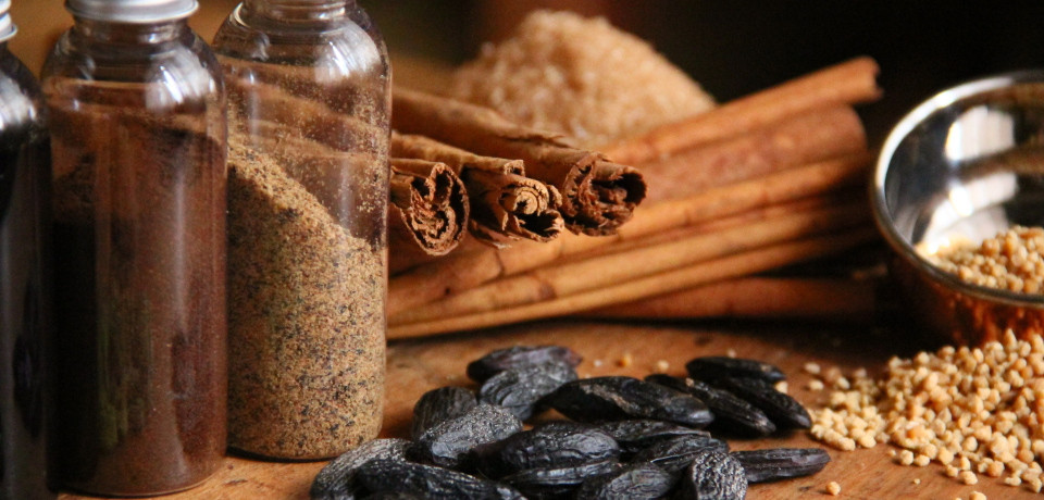 Sucreries et aides culinaires