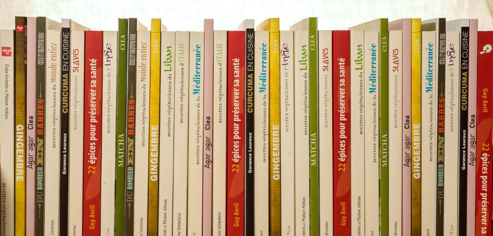 Des livres pertinents et passionnants sur les épices!
