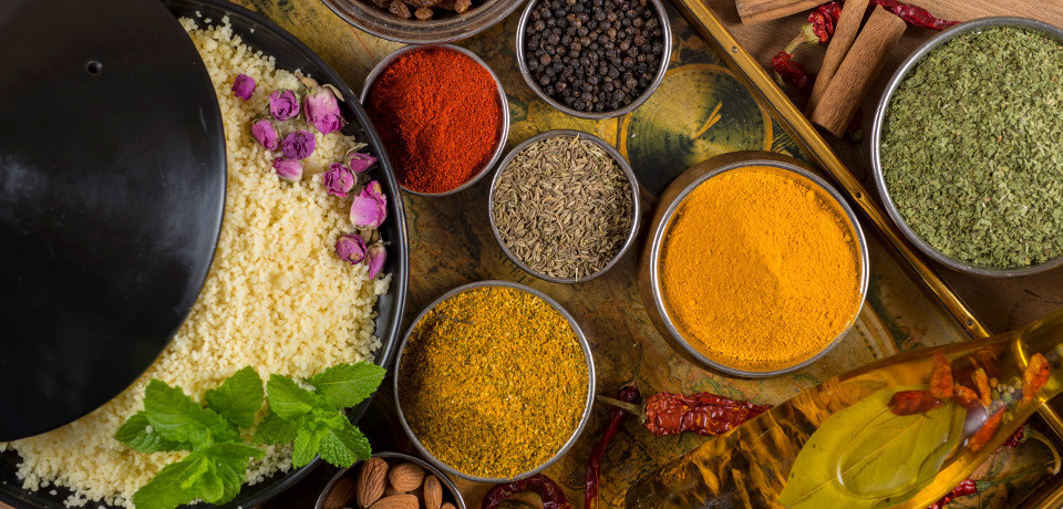 Maghreb spices